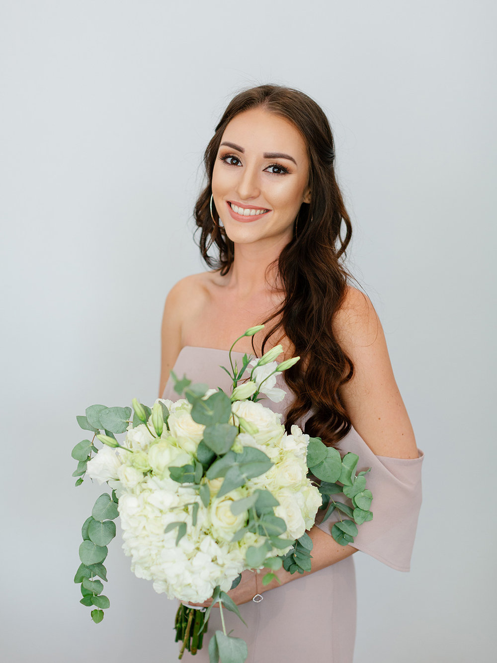 Bridesmaid bouquet | Rensche Mari Photography