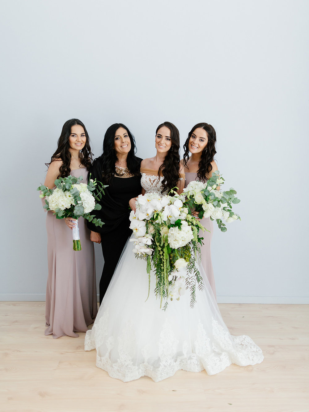 Bridal Family | Rensche Mari Photography