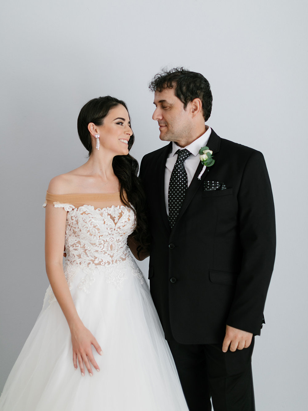 Father & Bride | Rensche Mari Photography
