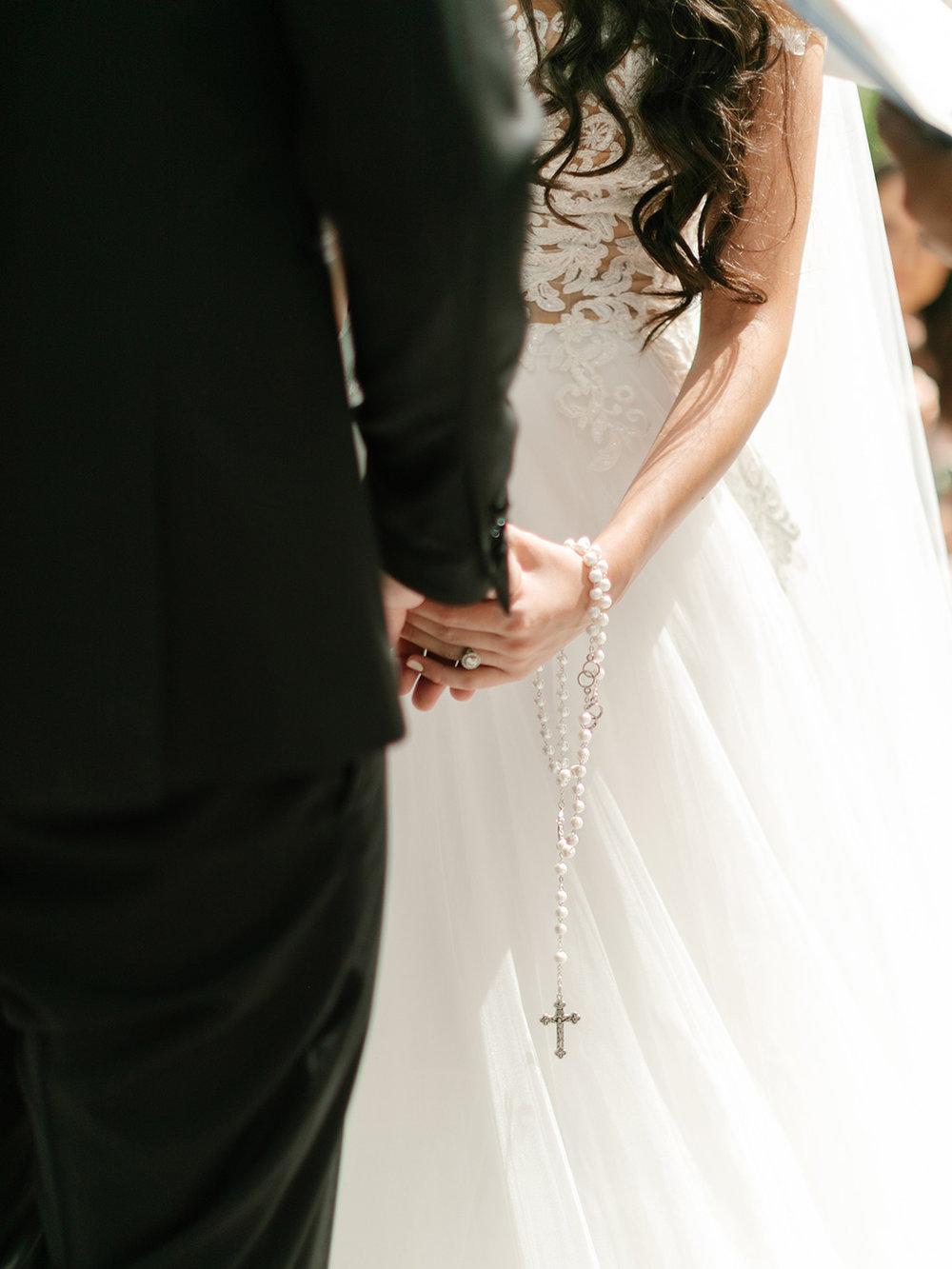 Catholic Wedding | Rensche Mari