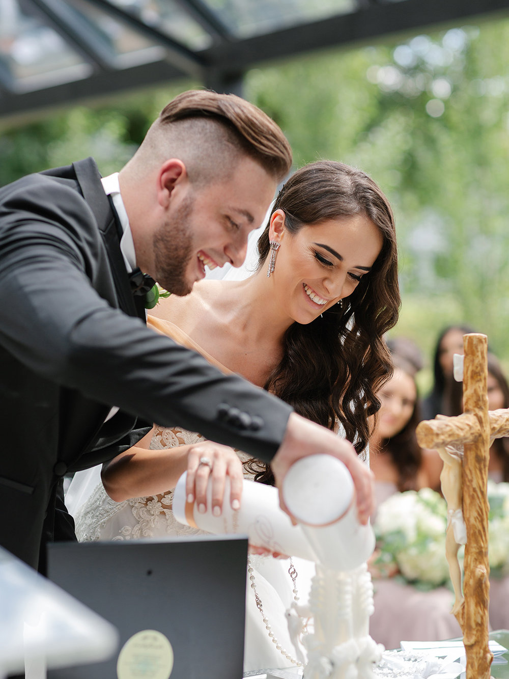Portuguese Greek Wedding | Rensche Mari