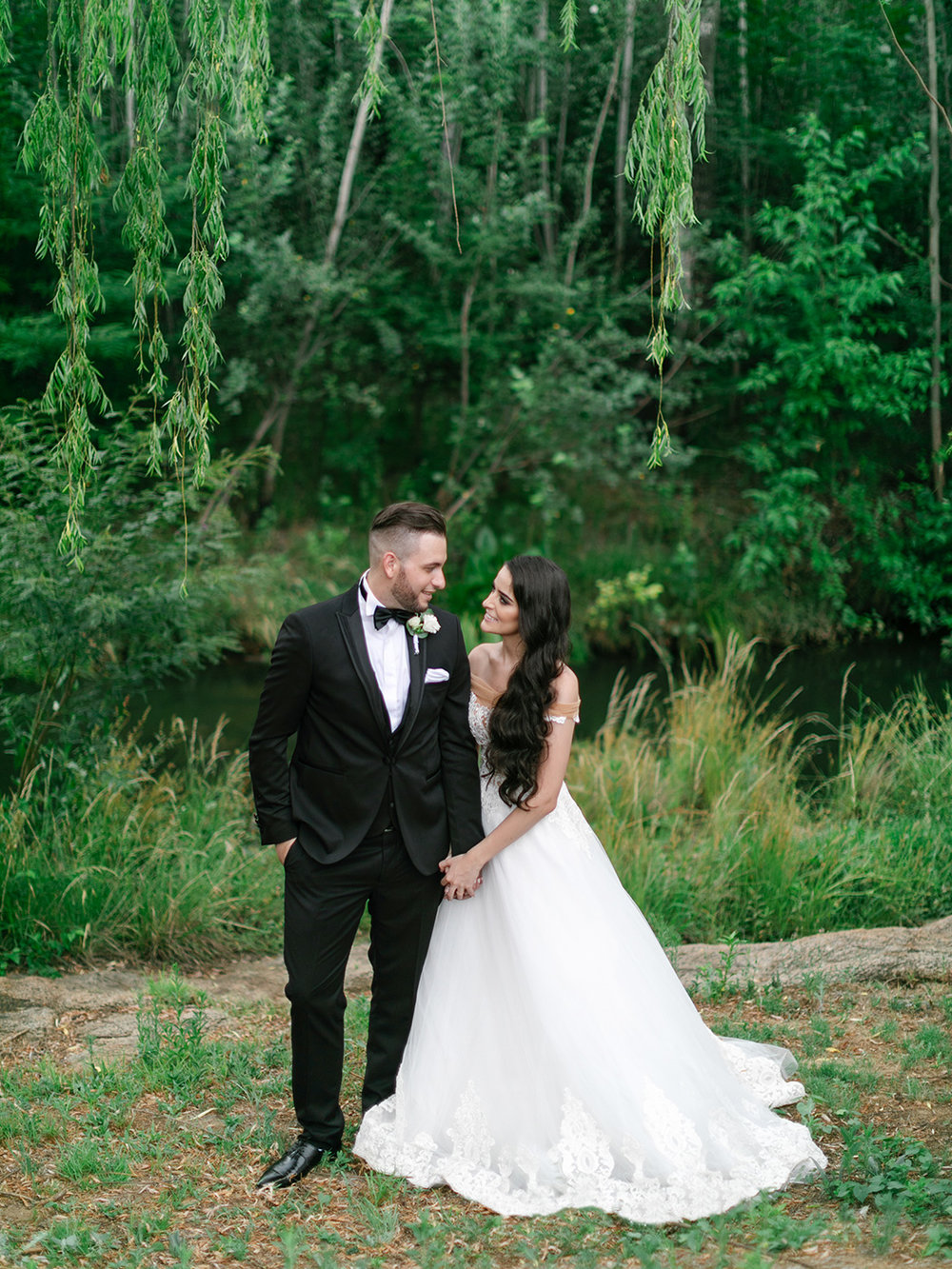 Bride & Groom Poses | Rensche Mari Photography