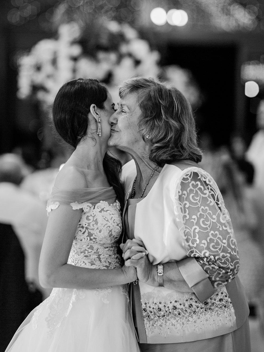 Grandmother & Bride | Rensche Mari