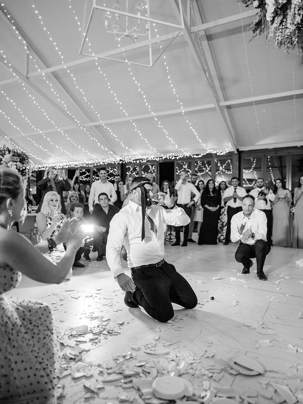 Greek Wedding Dance | Rensche Mari
