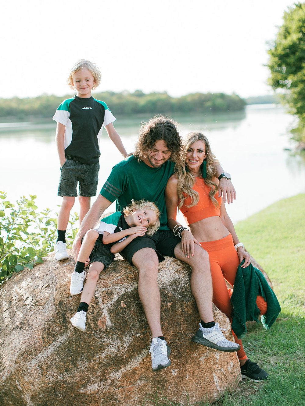 Family Portraits | Rensche Mari Photography