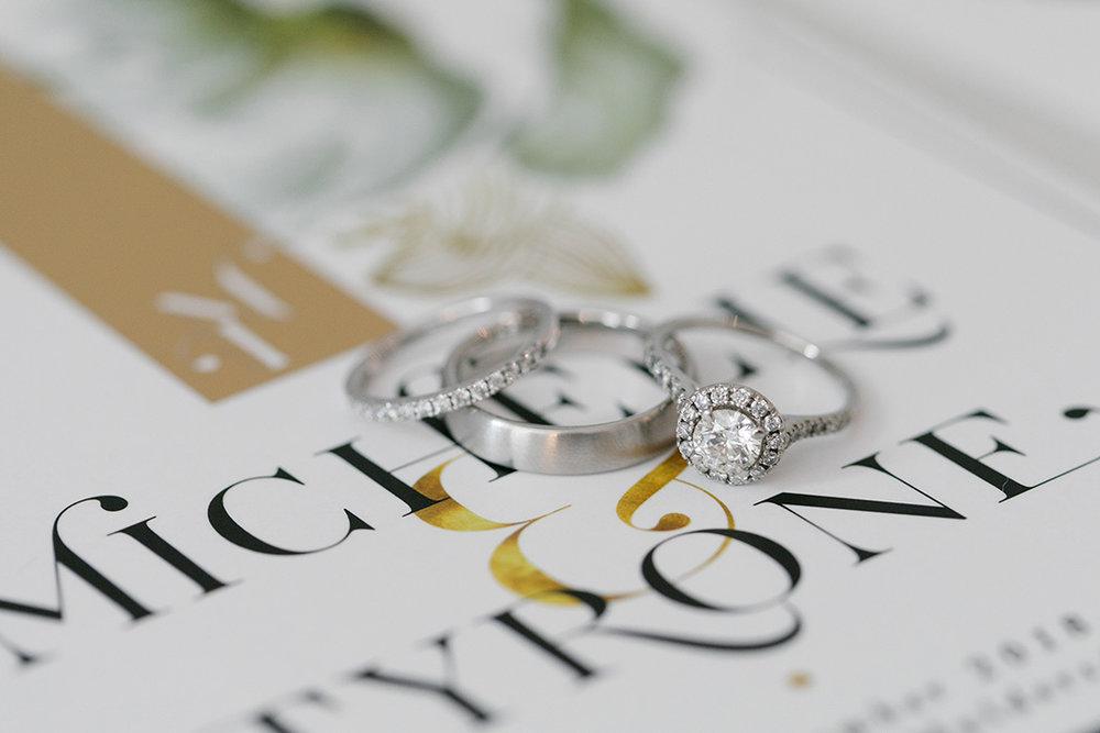 Wedding Rings | Rensche Mari Photography