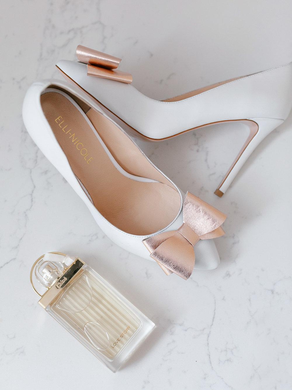 Elli Nicole Wedding Shoes | Rensche Mari