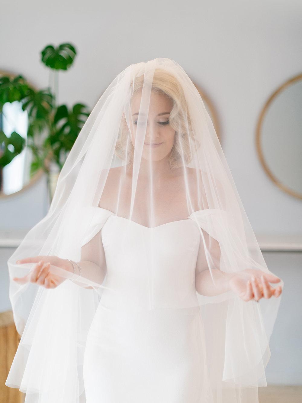Bridal Portrait | Rensche Mari Photography