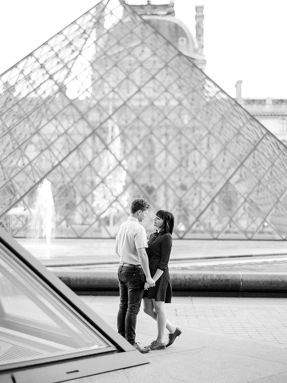 Couple in Paris | Rensche Mari Photography