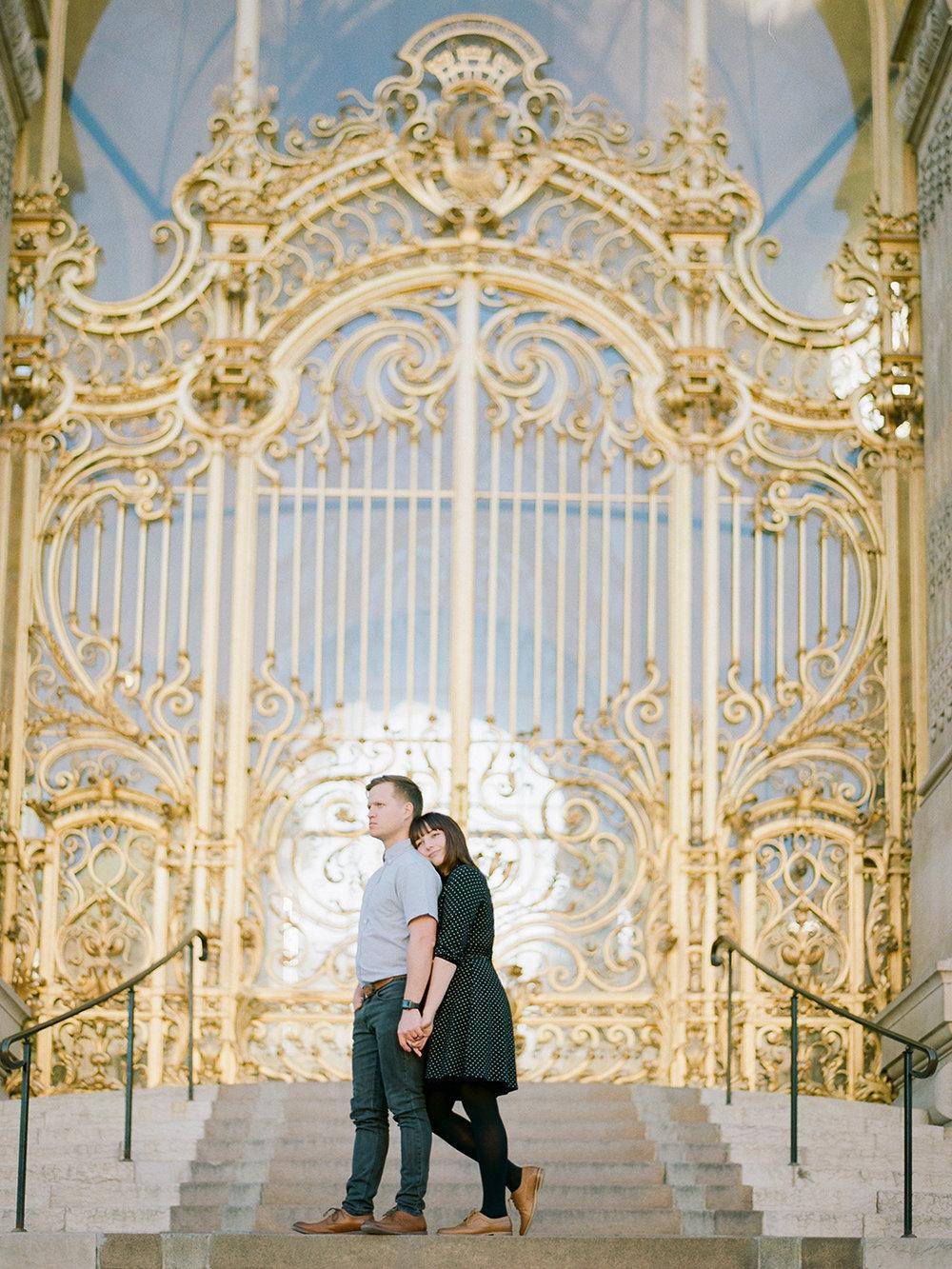 Paris Le Petit Palais | Rensche Mari
