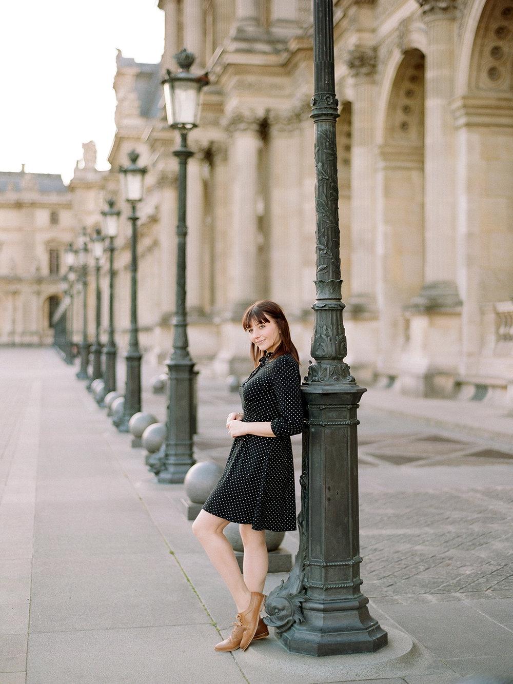 Paris Portrait | Rensche Mari