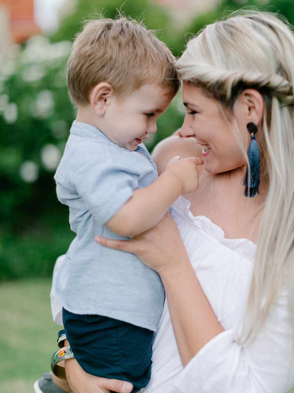 Mother & Son   Rensche Mari