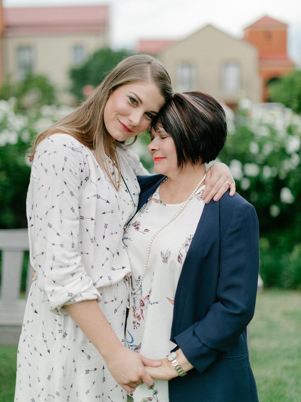 Mother & Daughter   Rensche Mari Photography