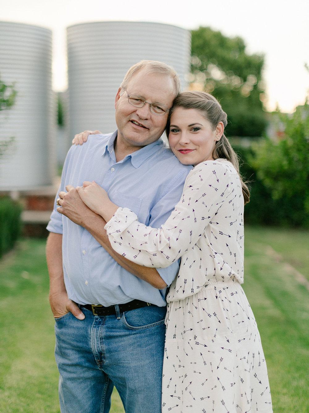 Father & Daughter   Rensche Mari