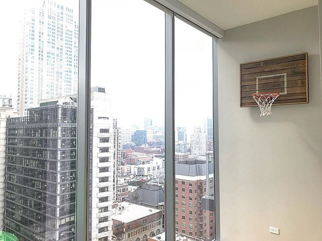 Hoops with a view 🏀