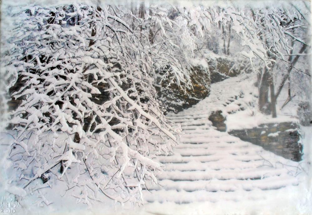 Hidden Falls Staircase   (NA)
