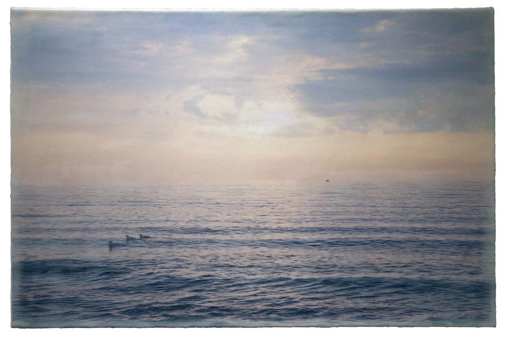 Evening Trio   (20x30)