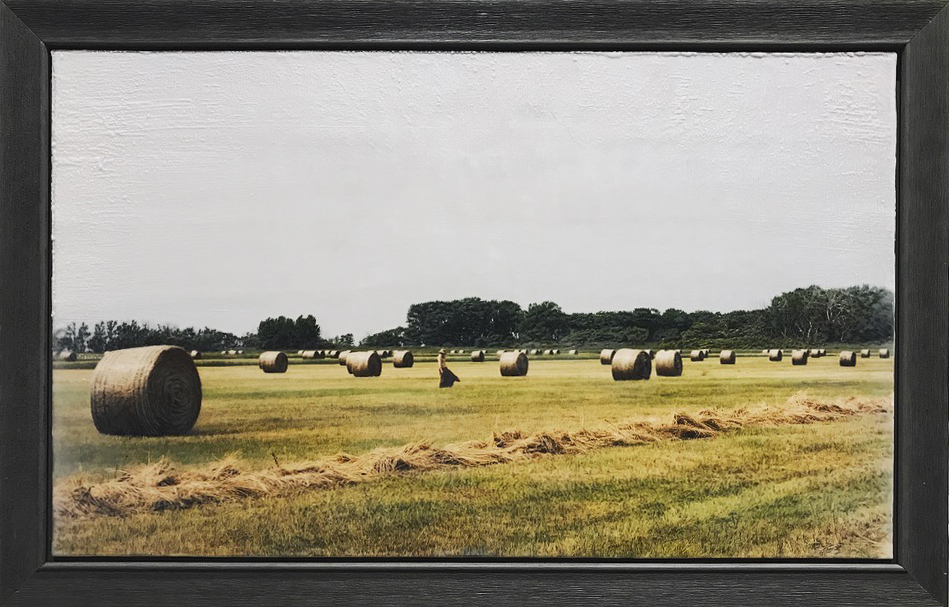 Bales   (20x30)