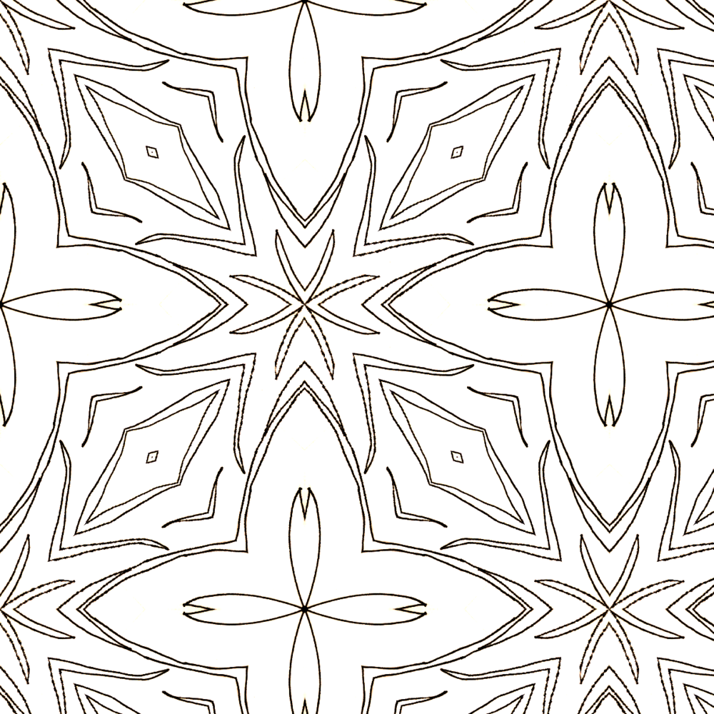 #9 Swirl Line | HeatherRoth.com/experiments