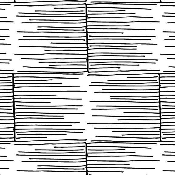 #25 - Square Line | HeatherRoth.com/experiments
