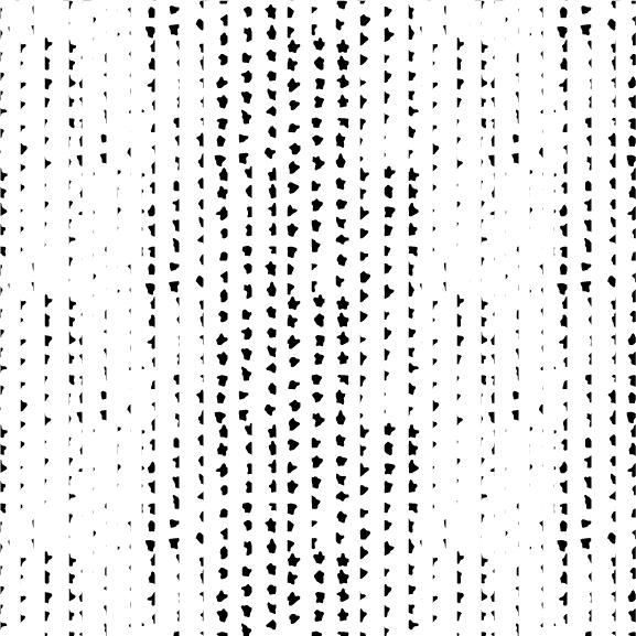 #26 - Star Stripe [distorted] | HeatherRoth.com/experiments
