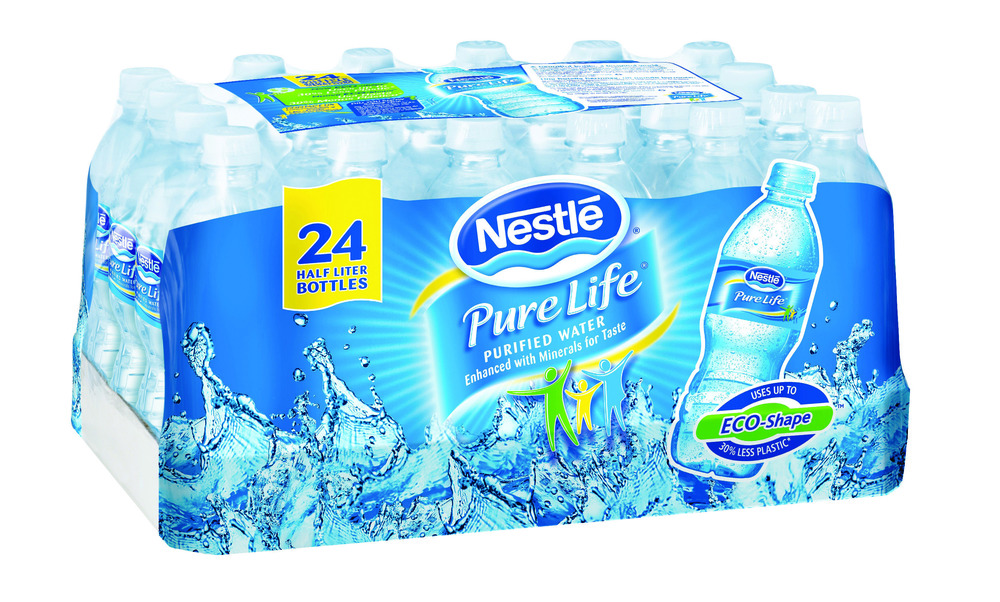 Description: NESTLE PURE LIFE .5L pk/24 SKU No. 9194945 Retail : $5.99 Due to shipping restrictions, Nestle Pure Life Purified Water is available for purchase at Berkeley Ace Hardware store only.  For more information, please call us at 510.845.0410.