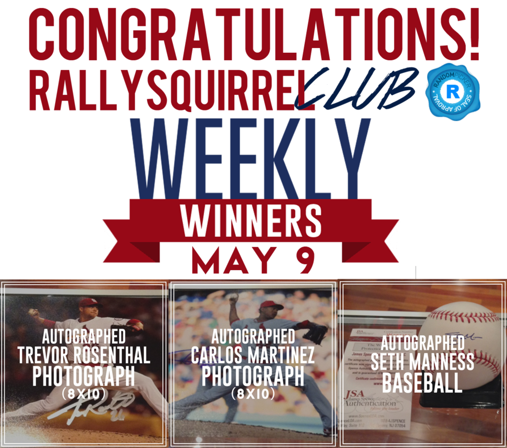 Congratulations to the winners! Serious awesomeness!