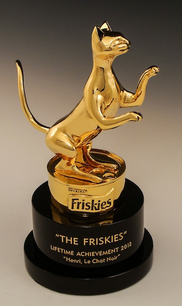 """The Friskies"" Recognition Awards"