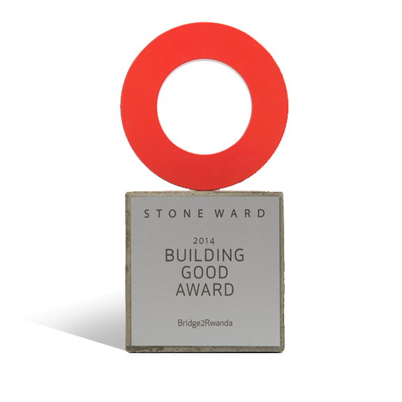 "Stone Ward ""Building Good Awards"""