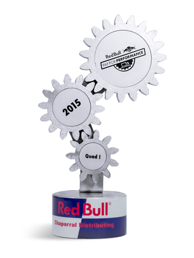 Red Bull Pay for Performance Awards