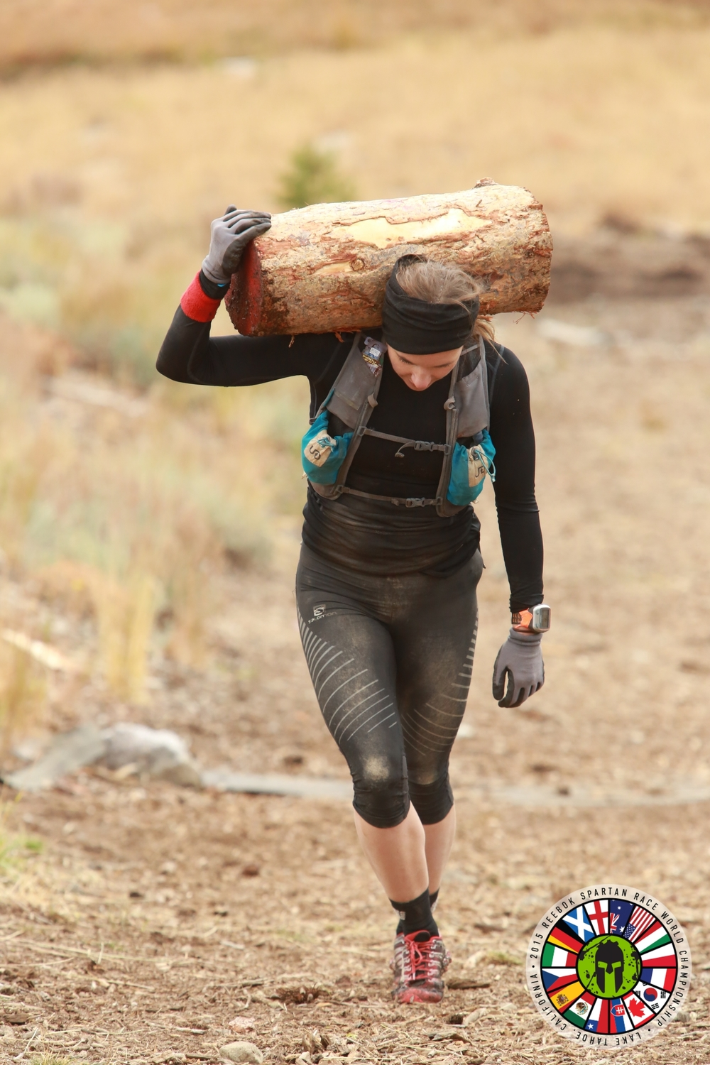 Log Carry (2nd lap)