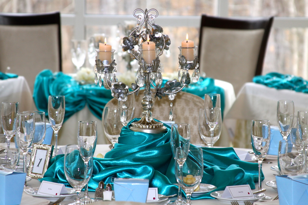 Luxury event design and decor for Decor 4 events
