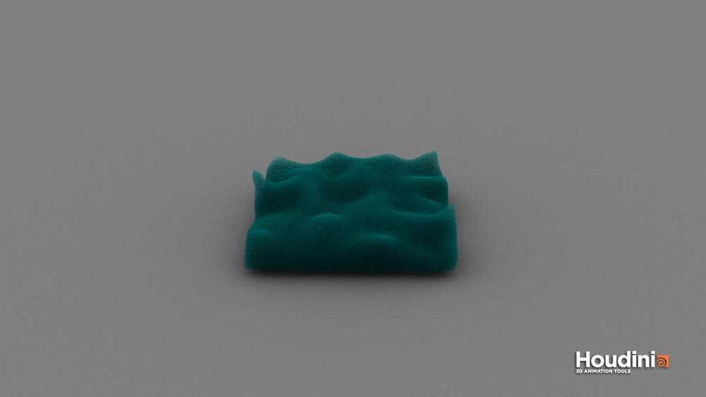 Position Based Fluid Solver