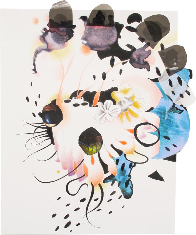 Petit Collage VIII