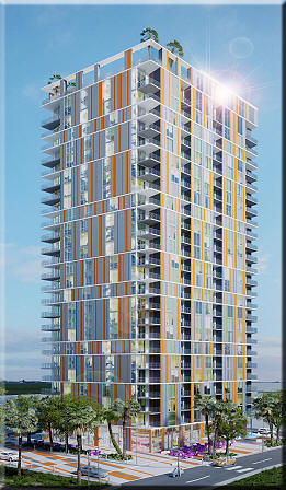 My Brickell Rendering