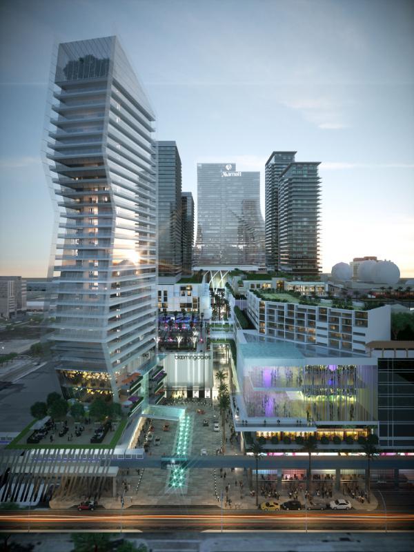 Miami WorldCenter Rendering