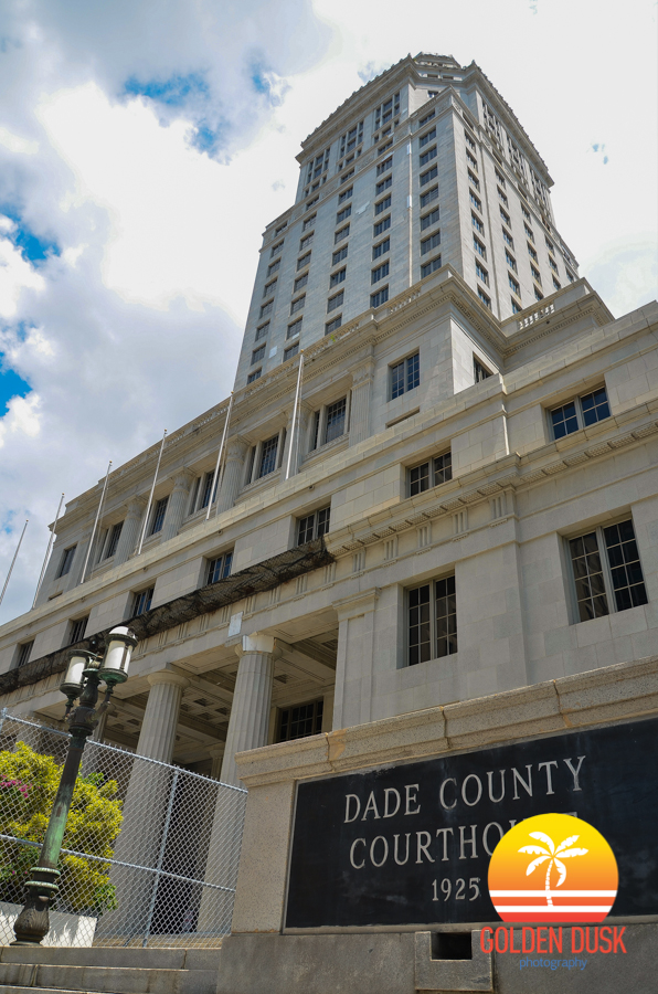 Miami-Dade Courthouse