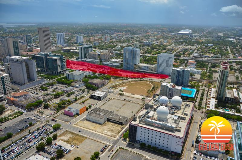 All Aboard Florida Future Site Location