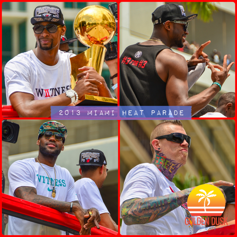 2013 Miami Heat Parade