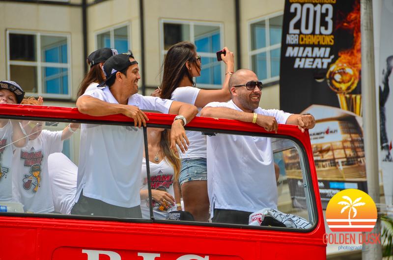 2013 Miami Heat Championship Parade