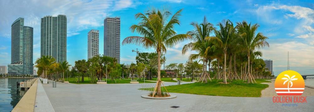 Miami's Museum Park