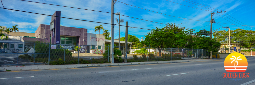 Lot As the Abandoned Brickell Car Wash Concept