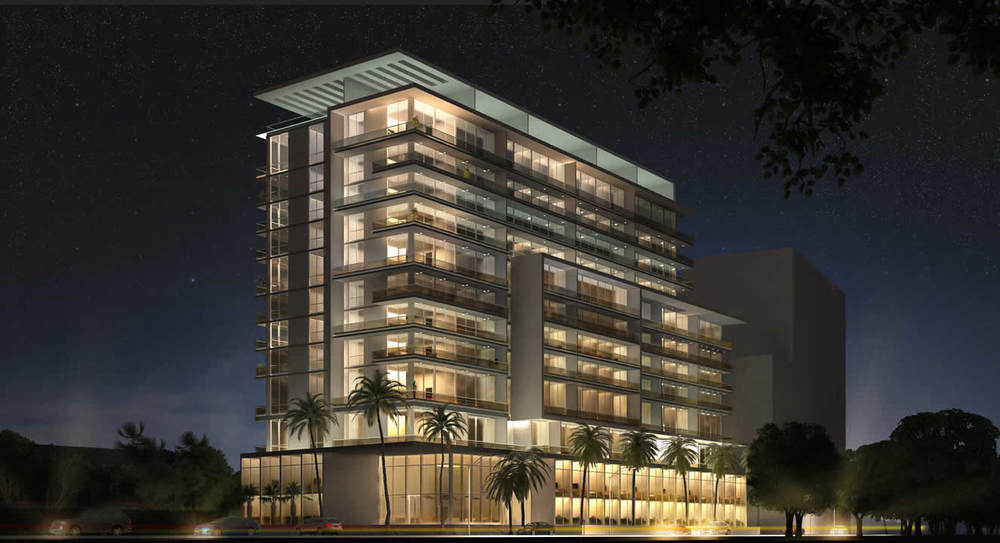 Le Parc at Brickell Rendering