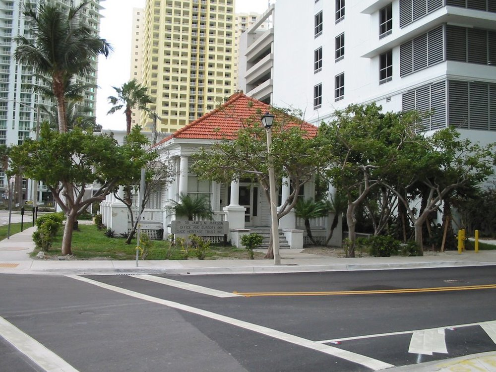 Dr. James Jackson Office Brickell