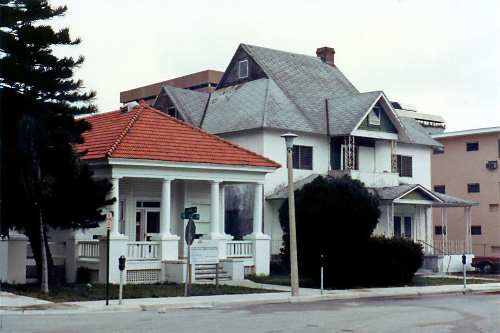 Dr. James Jackson's Office and House (1984)