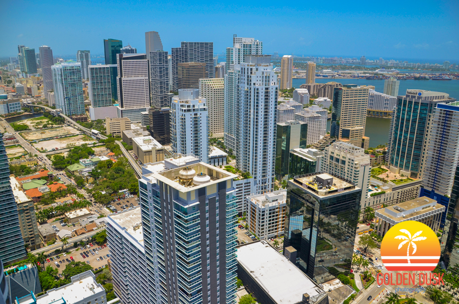Condos and Offices in Transforming Brickell