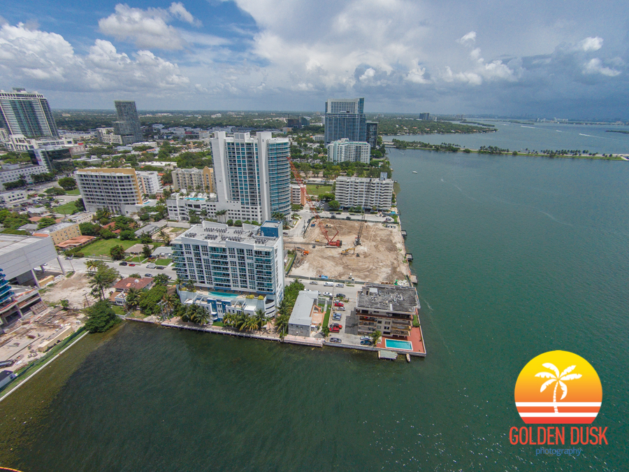 Biscayne Beach Construction Site