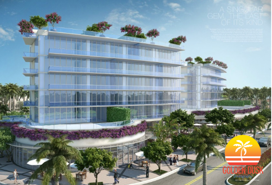 Marea Miami Beach Rendering