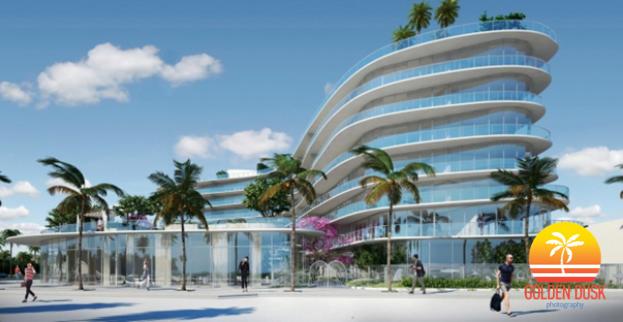 One Ocean - South Tower Rendering