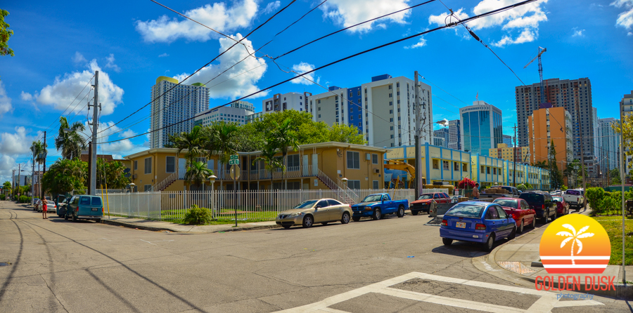 Low Rise Apartments in West Brickell